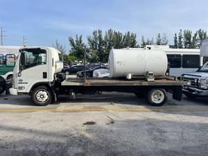 2013 Isuzu NPR - Water Truck