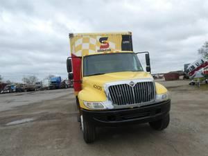 2007 International 4300 - Cargo Van