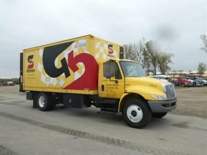2008 International 4300 - Cargo Van