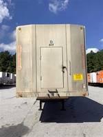 2004 Transcraft Curtainside - Dry Van