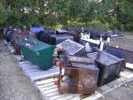 1997 Hydro & Fuel Tanks - Hydraulic & Fuel Tanks