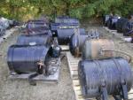 1997 Hydro & Fuel Tanks