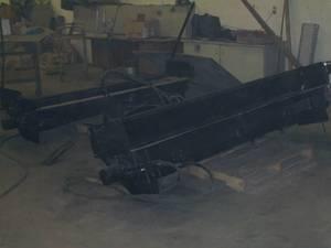2001 Tailgate Sander - Plow Truck