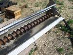 2001 Stainless Steel Tailgate Sander - Vocational