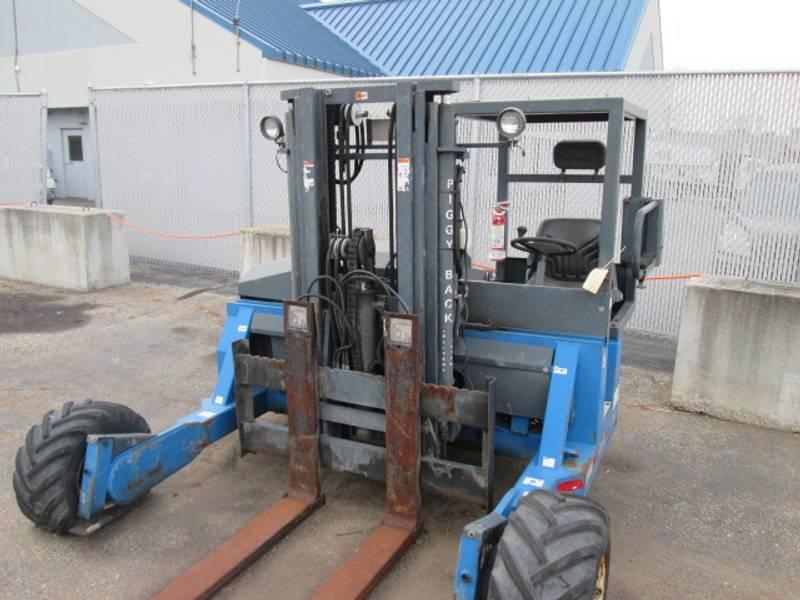 2000 Princeton E2 3X - Forklift
