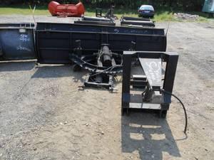 10 FT Hydro Turn Plow - Plow Truck