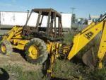 1992 JCB 214 Site Master - Heavy Equip Parts