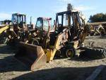 2001 Caterpillar 420D - Heavy Equip Parts