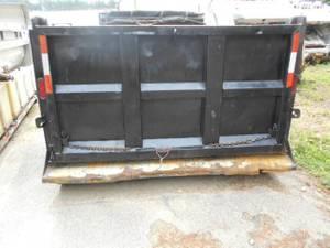 2000 Heil 14ft Gravel Box - Dump Truck