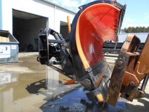 2000 Plow HydroTurn 4 way - Snow Plow Truck